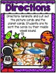 Literacy Center ~ Space CVC Sorting
