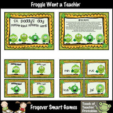 St.Patrick's Day--St. Paddy's Day Monster-licious Nonsense Words