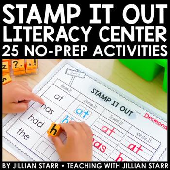 Literacy Center Start-Up Kit