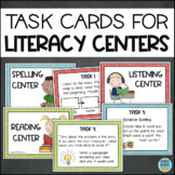 Reading Centers Task Cards