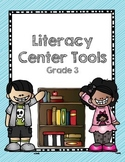 Literacy Center Tools