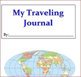 Literacy Center Travel Journal
