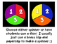Literacy Center Variant Vowels Game
