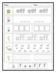 Literacy Center Word Work: Printables for Fry's Sight Words Set 8 {176-200}
