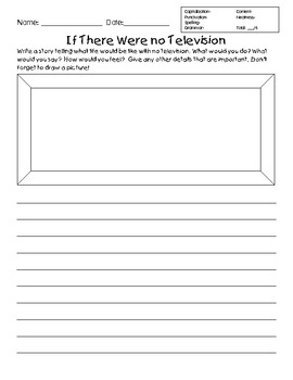 Literacy Center Writing Prompts