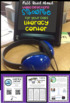 Literacy Center with Read Aloud and Video Directions