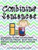 Literacy Centers 1-5 (Short/Long i, Combining Sentences, Q