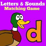 Letters and Sounds   Preschool Kindergarten   Alphabet Act