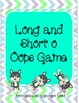 **FREEBIE** Literacy Centers 2-1 (Short/Long o, Nouns)
