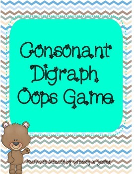 Literacy Centers 2-4 (Consonant Digraphs, Plural Nouns, Abbreviations)