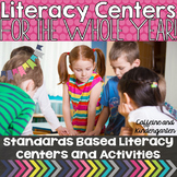 Literacy CentersFor the Year