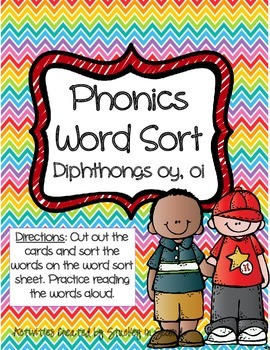 Literacy Centers 5-2 (Diphthongs, Pronouns, High Frequency Words)