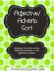 Literacy Centers 6-5 (r-Controlled Vowel Syllables, Adject
