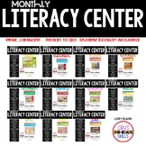 Literacy Centers- ALL YEAR