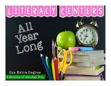 Literacy Centers: All Year Long!