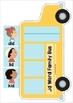 Back to School Literacy Centers for Kindergarten
