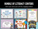 Literacy Centers Bundle