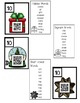 Literacy Centers - Christmas Themed QR Code Scavenger Hunt - Phonics Skills