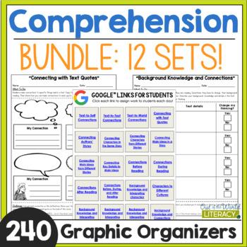 Reading Comprehension Bundle: Get Two Sets FREE