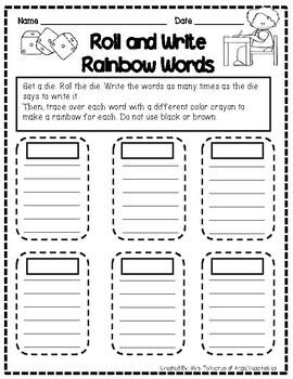 Literacy Centers - Customizable to any classroom!