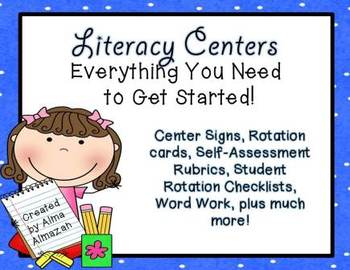 Literacy Centers Everything You Need to Get Started