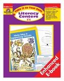 Literacy Centers, Grades 3-4