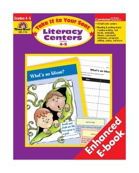 Literacy Centers, Grades 4-5