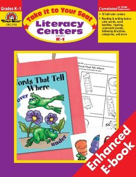 Literacy Centers, Grades K-1