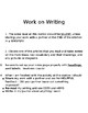 Literacy Centers: Highlighting and Notetaking
