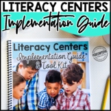 Literacy Centers Implementation Guide & Toolkit | 2nd-5th