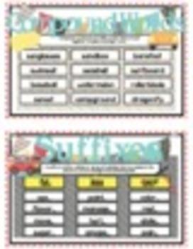 Literacy Centers- JUNE