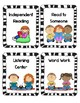 Literacy Centers: Labels Growing Package!