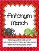 Literacy Centers Pack-Antonyms, Proper & Common, Concrete