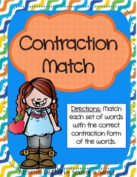 Literacy Centers Pack- Contractions, Plurals, Prefixes 4-2