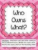 Literacy Centers Pack- Similes, Digraphs, Possessive Nouns 2-5