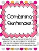 Literacy Centers Pack-Suffixes, Combining Sentences, Address Writing 2-4
