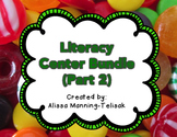 Literacy Centers Part 2 {2nd and 3rd Grade Common Core Aligned}