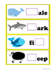 Literacy Centers-Phonics {Consonant Diagraphs)