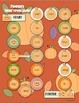 Pumpkins Games! Vowels Spelling Grades K-1 Literacy Centers