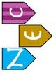 Literacy Centers Rotation Board