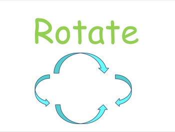 Literacy Centers/Rotation Powerpoint