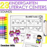 Literacy Centers:  Sounds