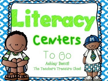 Literacy Centers To Go