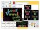 Literacy Centers Vowel Bundle