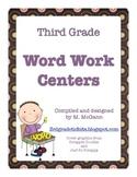 Literacy Centers - Word Work