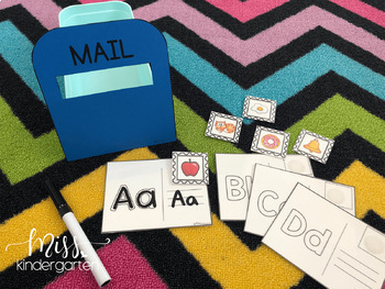 Literacy Centers and Math Centers for Kindergarten! {growing bundle}