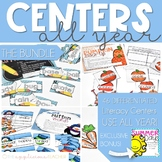 Literacy Centers ALL YEAR 2nd and 3rd Grade