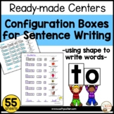 Ready-made Centers: Configuration Boxes