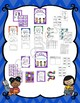 Literacy Centers for Wonders First Grade Unit 1 Week 3
