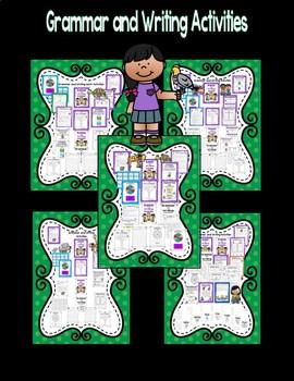 Literacy Centers for Wonders Second Grade Unit 2 Bundle